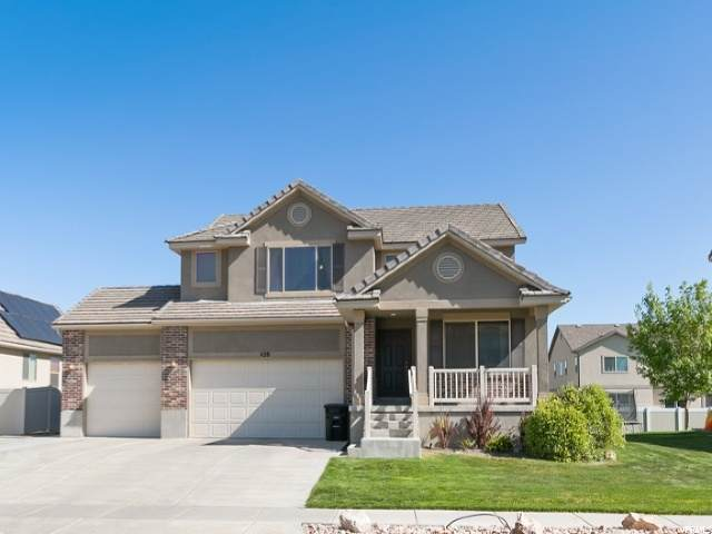 428 W Delancey St N, Stansbury Park, UT 84074 (#1673152) :: The Perry Group