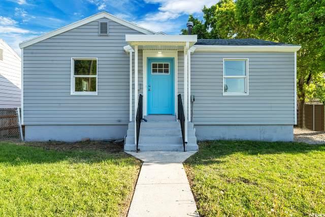 206 E Burton Ave S, Salt Lake City, UT 84115 (MLS #1673170) :: Lookout Real Estate Group