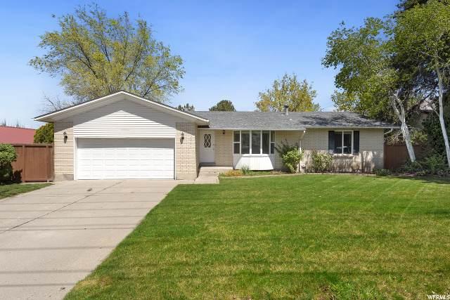 2285 E Creek Rd, Sandy, UT 84093 (MLS #1673190) :: Lookout Real Estate Group