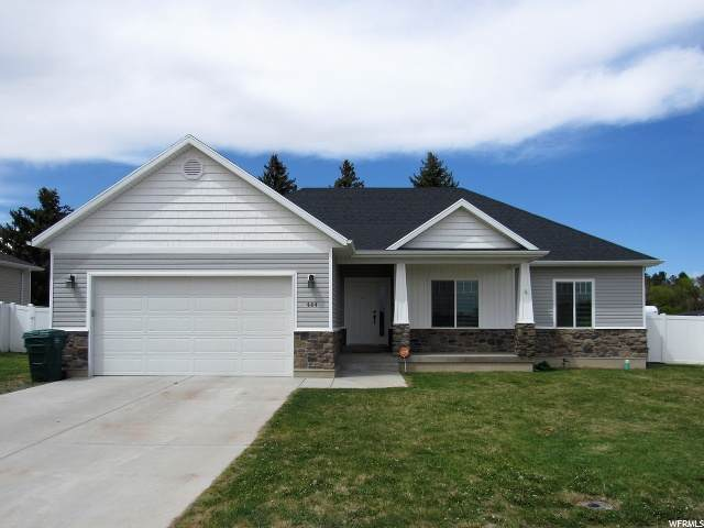 444 W 775 S, Vernal, UT 84078 (MLS #1673215) :: Lookout Real Estate Group