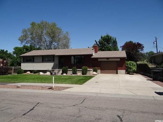 455 E Doreen St, Salt Lake City, UT 84107 (#1673228) :: Colemere Realty Associates