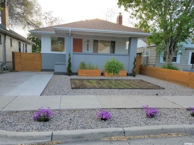 1958 S 800 E, Salt Lake City, UT 84105 (MLS #1673265) :: Lookout Real Estate Group