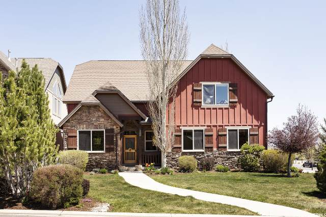 1170 Springer View Dr, Midway, UT 84049 (#1673296) :: goBE Realty