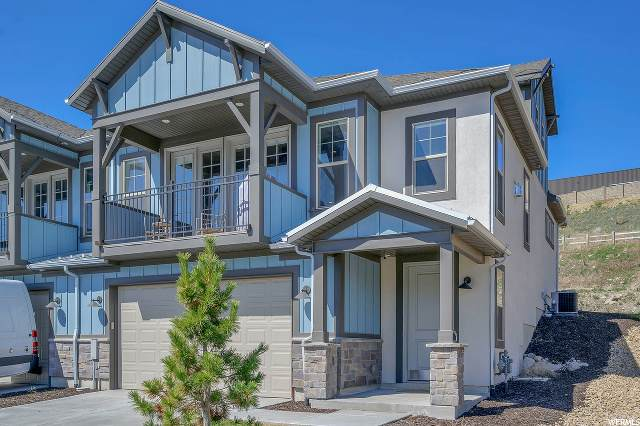 1123 W Cattail Ct A2, Heber City, UT 84032 (#1673339) :: Red Sign Team