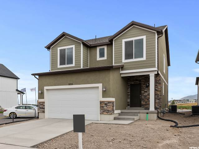 1068 S Red Cliff Dr #123, Santaquin, UT 84655 (#1673440) :: Red Sign Team