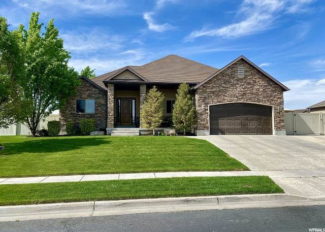 3176 W Saint Andrews Dr S, Syracuse, UT 84075 (#1673484) :: RE/MAX Equity
