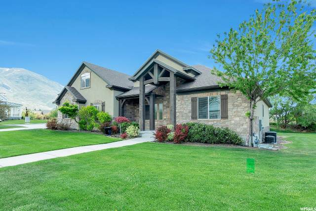 4735 W Sego Lily Ct, Highland, UT 84003 (#1673506) :: Red Sign Team