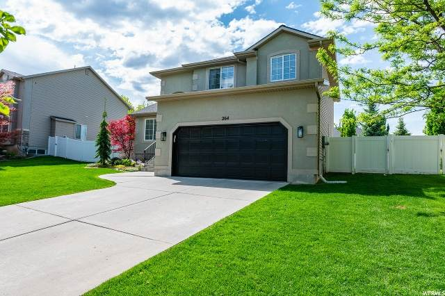 264 E 1400 S, Kaysville, UT 84037 (#1673540) :: Red Sign Team