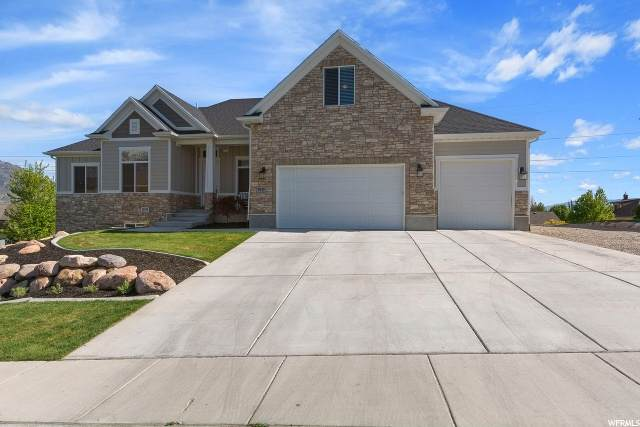 5943 W Highland View Dr, Highland, UT 84003 (#1673551) :: Colemere Realty Associates