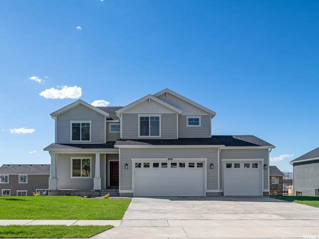 282 W Cottage Ct #115, Santaquin, UT 84655 (#1673606) :: Utah Best Real Estate Team | Century 21 Everest