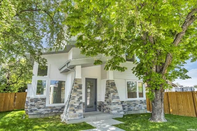 3704 S 200 E, Salt Lake City, UT 84115 (#1673609) :: Colemere Realty Associates