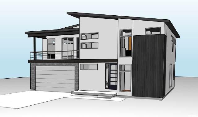 867 E Sydnee View Ln S #4, Millcreek, UT 84124 (#1673793) :: Colemere Realty Associates