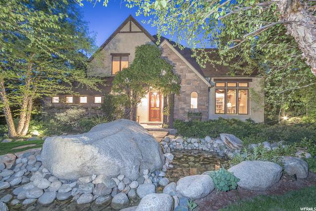 3656 E North Little Cottonwood Rd S, Cottonwood Heights, UT 84092 (MLS #1673833) :: Lookout Real Estate Group