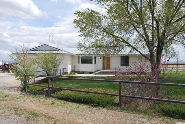 412 S Davis Ln, Rush Valley, UT 84069 (#1673882) :: Big Key Real Estate