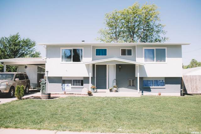 3906 S Manhatten Dr, West Valley City, UT 84120 (#1673931) :: Colemere Realty Associates