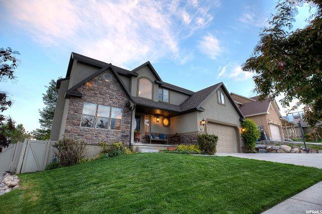 63 W Silver Fox S, Saratoga Springs, UT 84045 (MLS #1673953) :: Lookout Real Estate Group