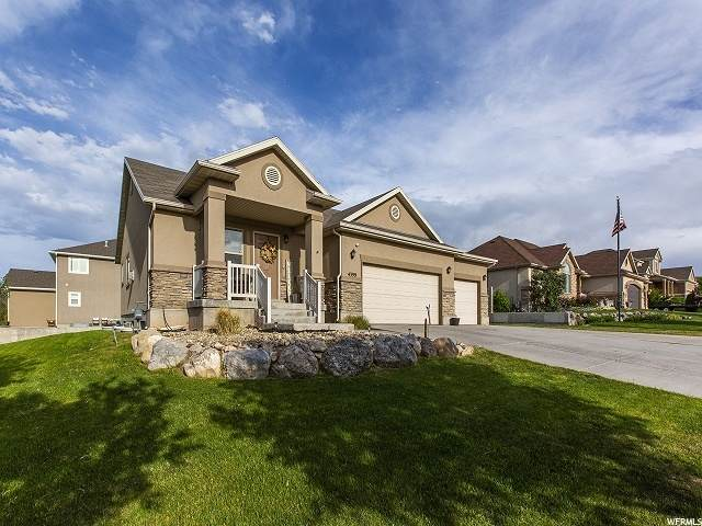 4399 S Valle Verde Dr W, West Valley City, UT 84128 (#1674006) :: Colemere Realty Associates