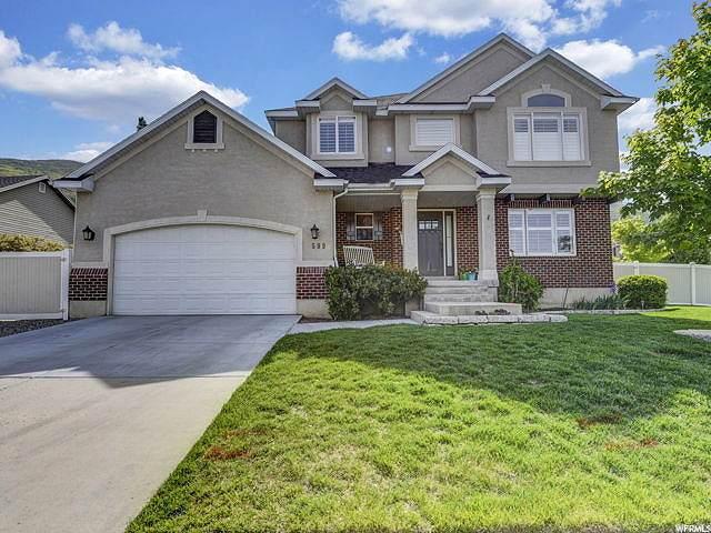 599 S Glynhill Ct E, Farmington, UT 84025 (MLS #1674018) :: Lookout Real Estate Group