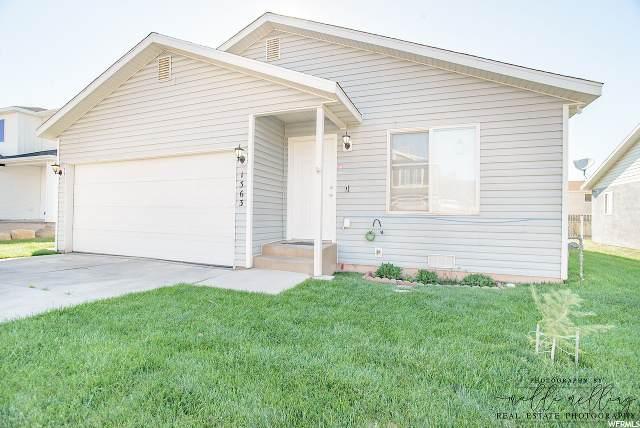 1363 N Meadowbrook Dr., Cedar City, UT 84721 (MLS #1674036) :: Lawson Real Estate Team - Engel & Völkers