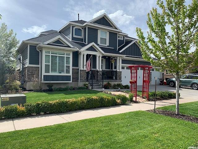 6015 N Wrangler Ct W, Mountain Green, UT 84050 (#1674069) :: The Perry Group