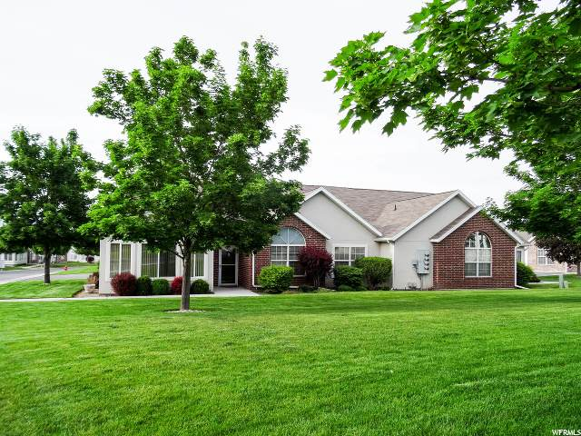 3261 S Hunter Villa Ln W A, West Valley City, UT 84128 (#1674077) :: Colemere Realty Associates