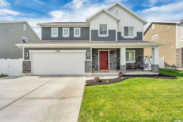 1449 W Water Front Dr, Syracuse, UT 84075 (MLS #1674090) :: Lookout Real Estate Group