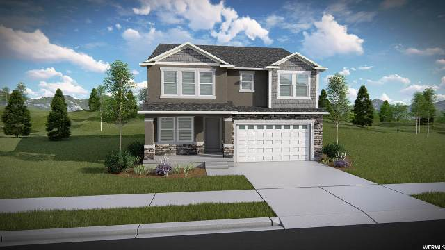 1469 W Majestic Dr #414, Saratoga Springs, UT 84045 (#1674109) :: RE/MAX Equity