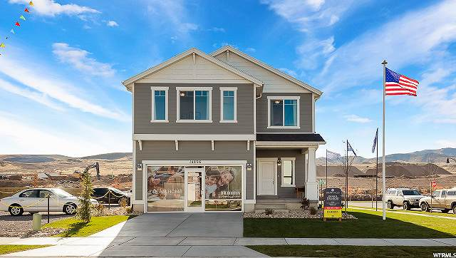 1050 S Red Cliff Dr #125, Santaquin, UT 84655 (#1674132) :: Utah Best Real Estate Team | Century 21 Everest