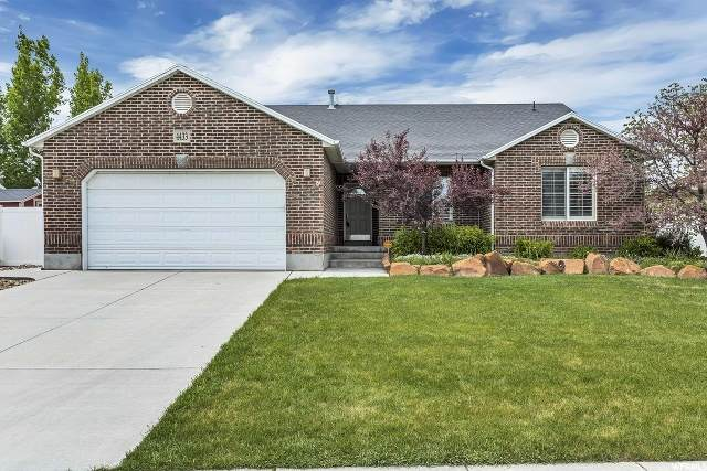 4433 W Sunny Meadow Dr Dr, South Jordan, UT 84009 (#1674169) :: Red Sign Team