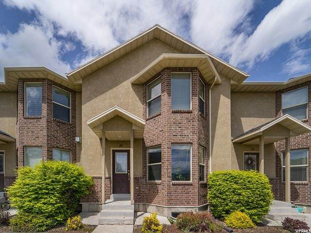 101 E 630 N #20, Smithfield, UT 84335 (MLS #1674261) :: Lookout Real Estate Group