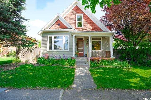 965 E 1700 S, Salt Lake City, UT 84105 (MLS #1674339) :: Lookout Real Estate Group