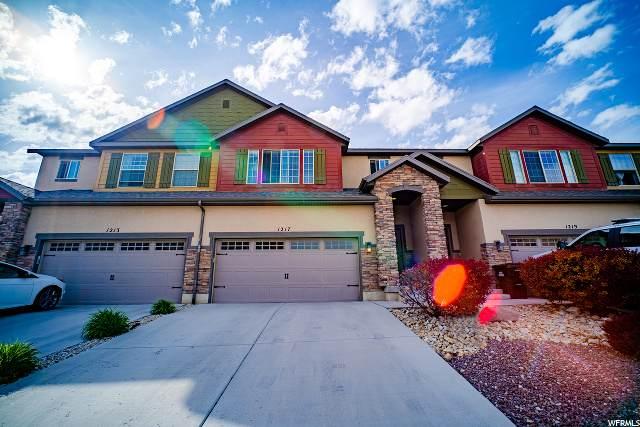 1217 Baycrest Dr, Saratoga Springs, UT 84045 (#1674397) :: Big Key Real Estate
