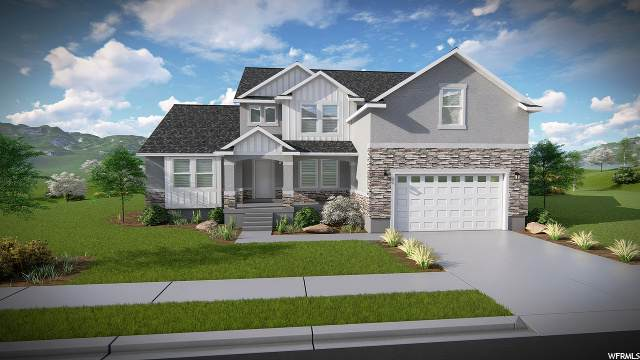 16063 S Coupler Ln #714, Bluffdale, UT 84065 (#1674453) :: Doxey Real Estate Group