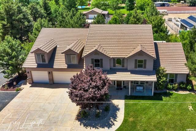 8375 N Diamond Dr, St. George, UT 84770 (MLS #1674473) :: Lookout Real Estate Group