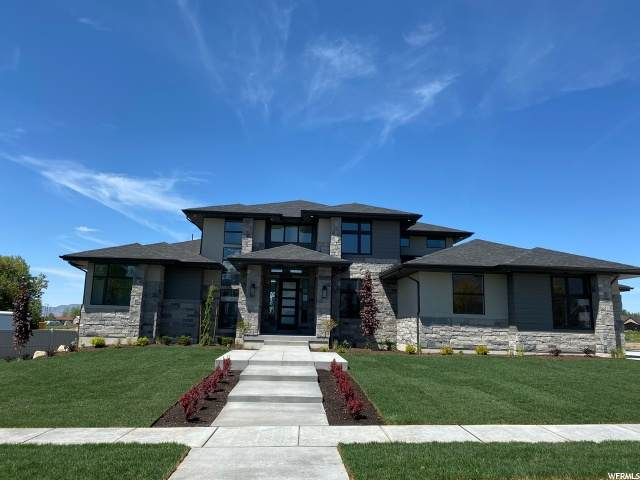 42 S Morning Mist Ln, Kaysville, UT 84037 (#1674497) :: Big Key Real Estate