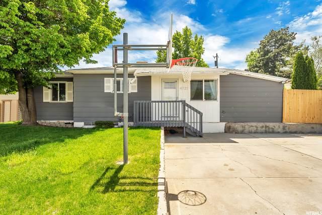 4721 W 5255 S, Kearns, UT 84118 (MLS #1674507) :: Lookout Real Estate Group