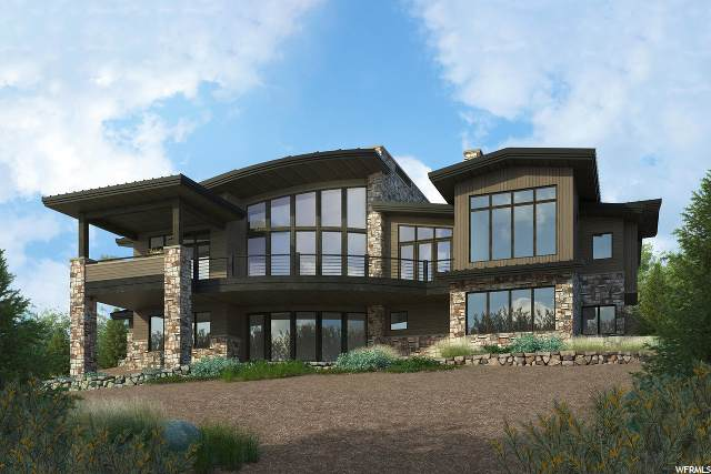 3061 Blue Sage Trl, Park City, UT 84098 (#1674515) :: Belknap Team