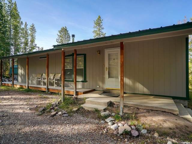 4704 Foothill Dr, Kamas, UT 84036 (MLS #1674525) :: High Country Properties