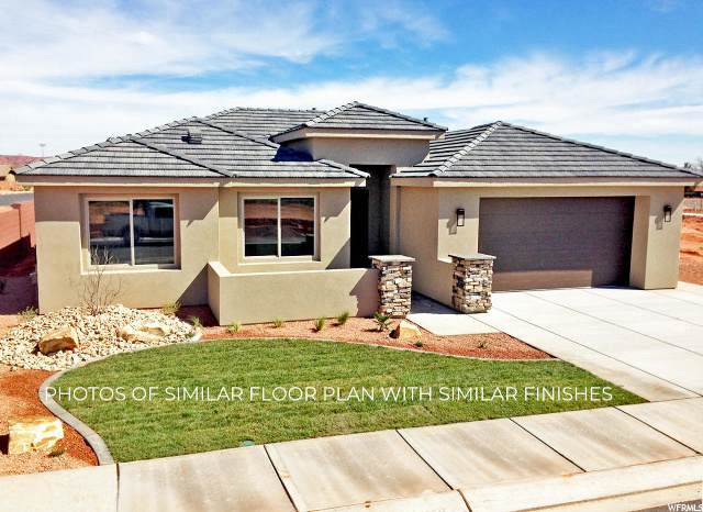 468 W Saguaro Way, Ivins, UT 84738 (#1674544) :: Doxey Real Estate Group