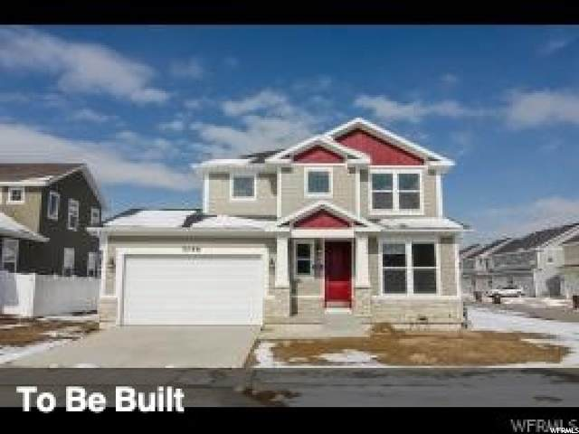 4837 W West Lower Bend Dr Dr S #59, Herriman, UT 84096 (#1674576) :: The Fields Team