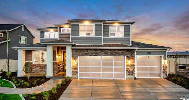 1551 W White Pine Dr, Syracuse, UT 84075 (#1674578) :: Bustos Real Estate | Keller Williams Utah Realtors