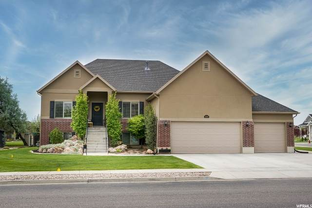 2695 W 2325 N, Farr West, UT 84404 (#1674591) :: Colemere Realty Associates