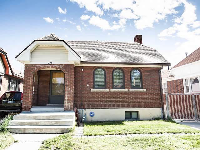 176 E Coatsville Ave S, Salt Lake City, UT 84115 (#1674637) :: Colemere Realty Associates