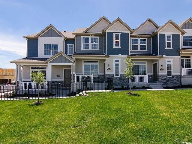 4343 W Dixon Way #6040, Lehi, UT 84043 (MLS #1674646) :: Lookout Real Estate Group