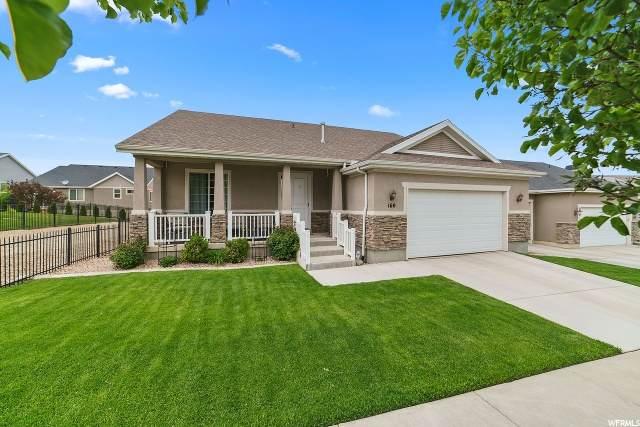 160 E Lakewood, Saratoga Springs, UT 84045 (#1674675) :: Bustos Real Estate | Keller Williams Utah Realtors