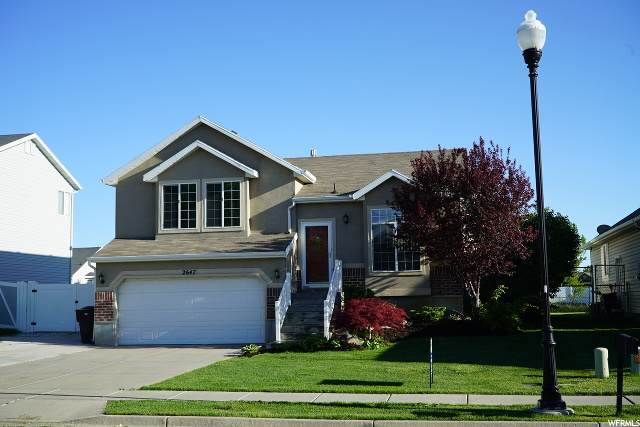 2647 W 1445 N, Clearfield, UT 84015 (#1674678) :: Red Sign Team