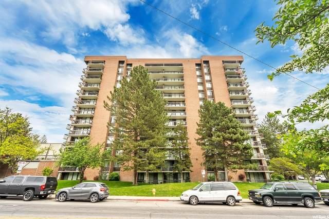 123 E 2ND Ave N #411, Salt Lake City, UT 84103 (#1674692) :: Colemere Realty Associates