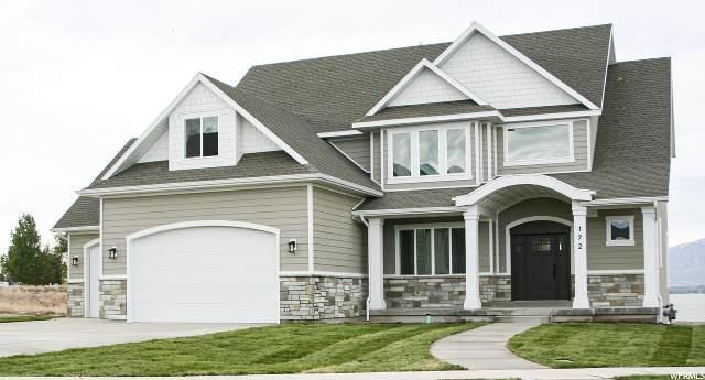 172 E Zigzag Heron Dr, Saratoga Springs, UT 84045 (#1674731) :: Utah City Living Real Estate Group