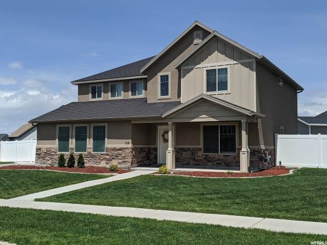 718 W 700 S, Springville, UT 84663 (MLS #1674758) :: Lookout Real Estate Group