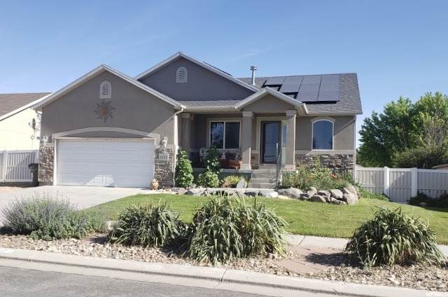 6846 W Hunter Valley Dr, West Valley City, UT 84128 (#1674776) :: Colemere Realty Associates